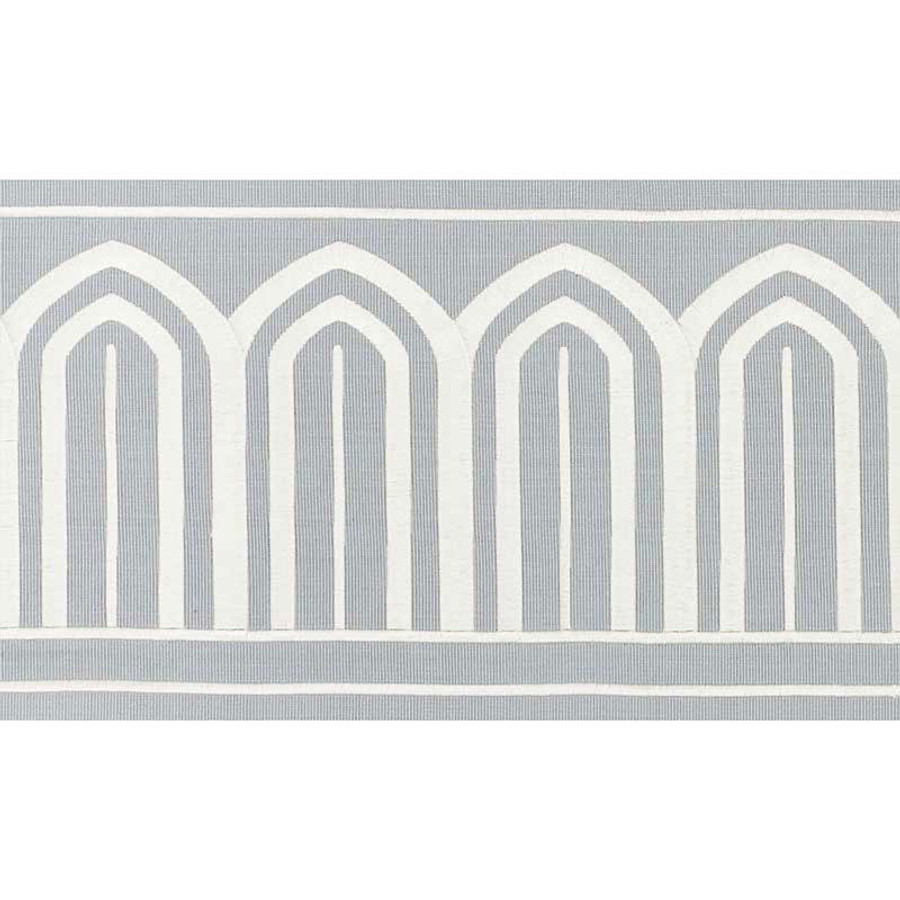 Schumacher Arches Trim Sky 70773