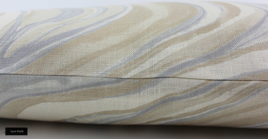 ON SALE 50% OFF Kelly Wearstler for Lee Jofa Barcelo 12 X 20 Pillows in Alabaster (Made To Order)