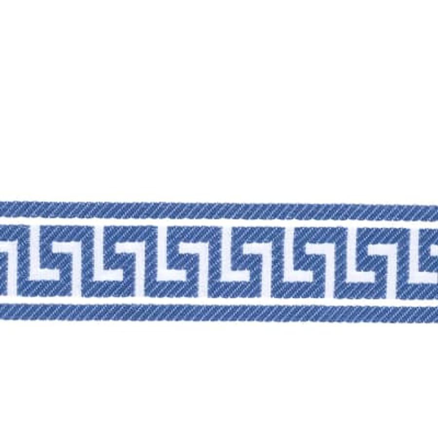 Fabricut Athens Key Trim Sky