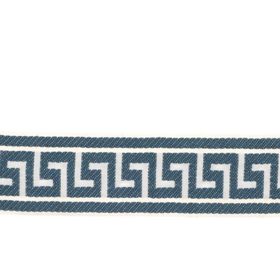 Fabricut Athens Key Trim Teal