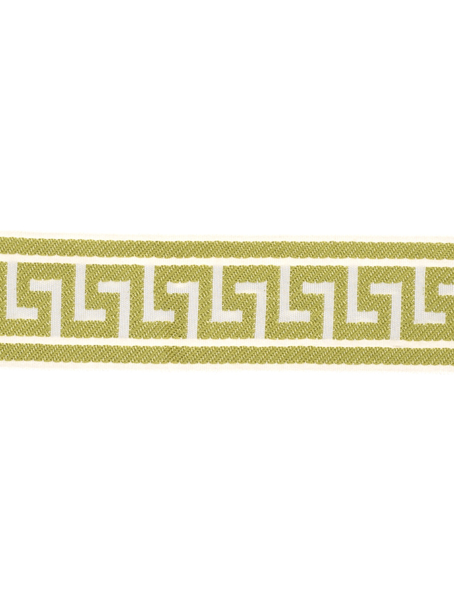 Fabricut Athens Key Trim Lime