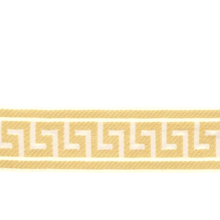 Fabricut Athens Key Trim Sunshine
