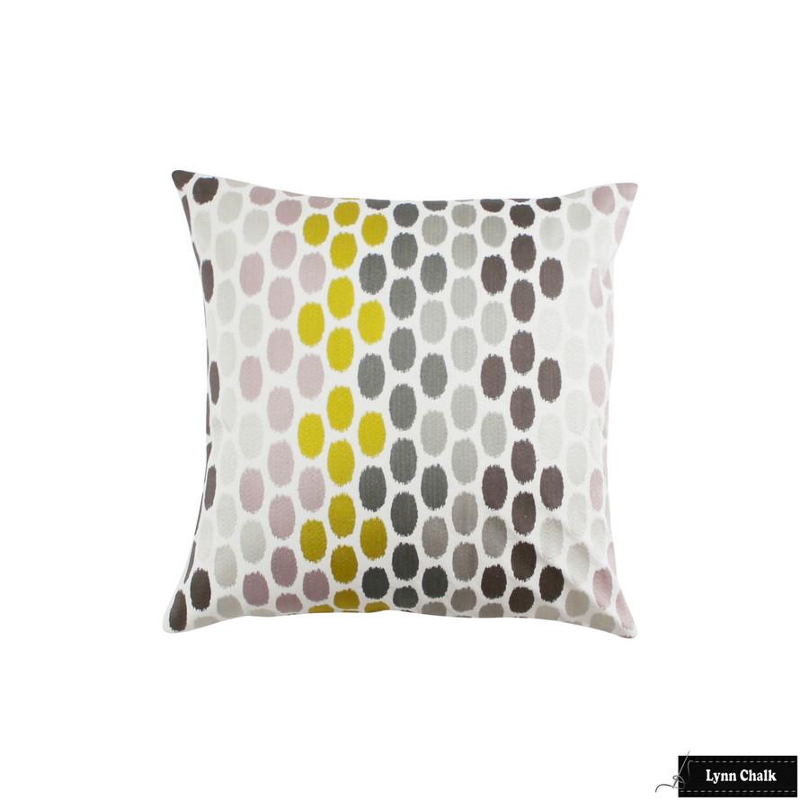 Pierre Frey Eve Tilleul Pillows (24 X 24)