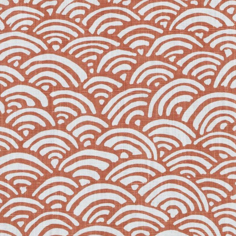 Duralee Lulu DK Bungalow Coral LE42558 31