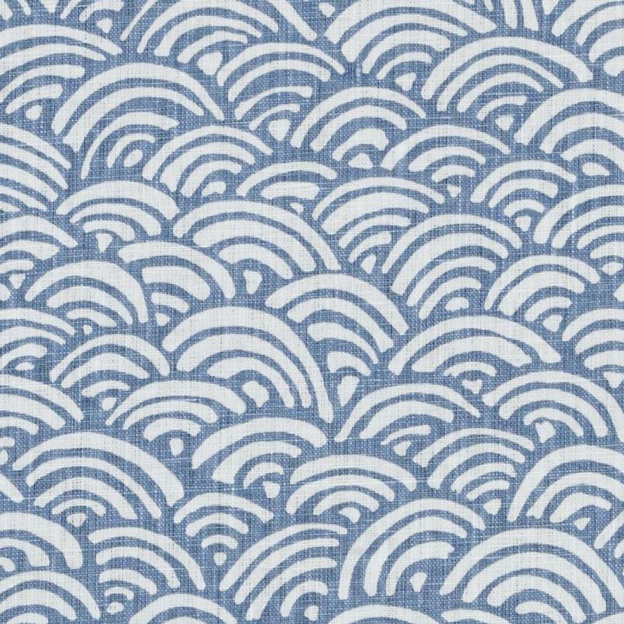 Duralee Lulu DK Bungalow Light Blue LE42558 7