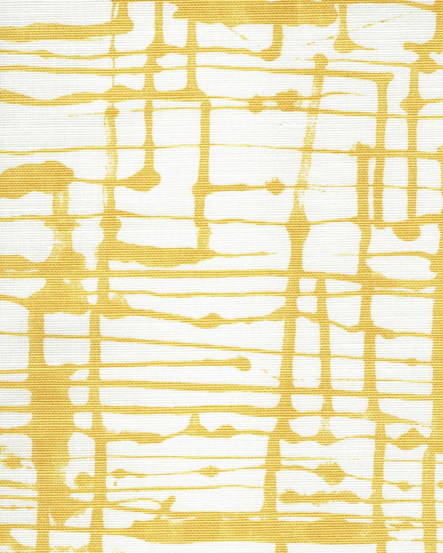 Quadrille Alan Campbell Twill Inca Gold on Tint AC990T 09TLC