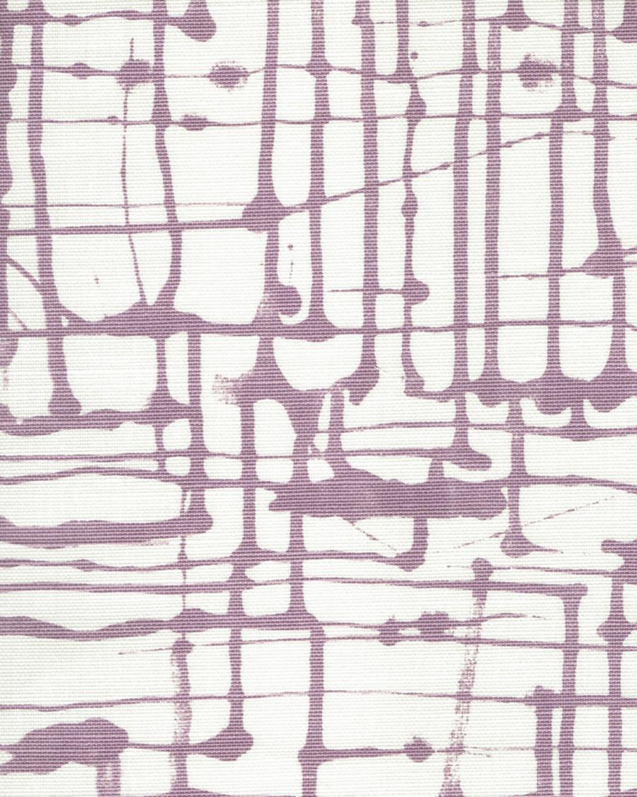 Quadrille Alan Campbell Twill Lavender on Tint AC990T 05TLC