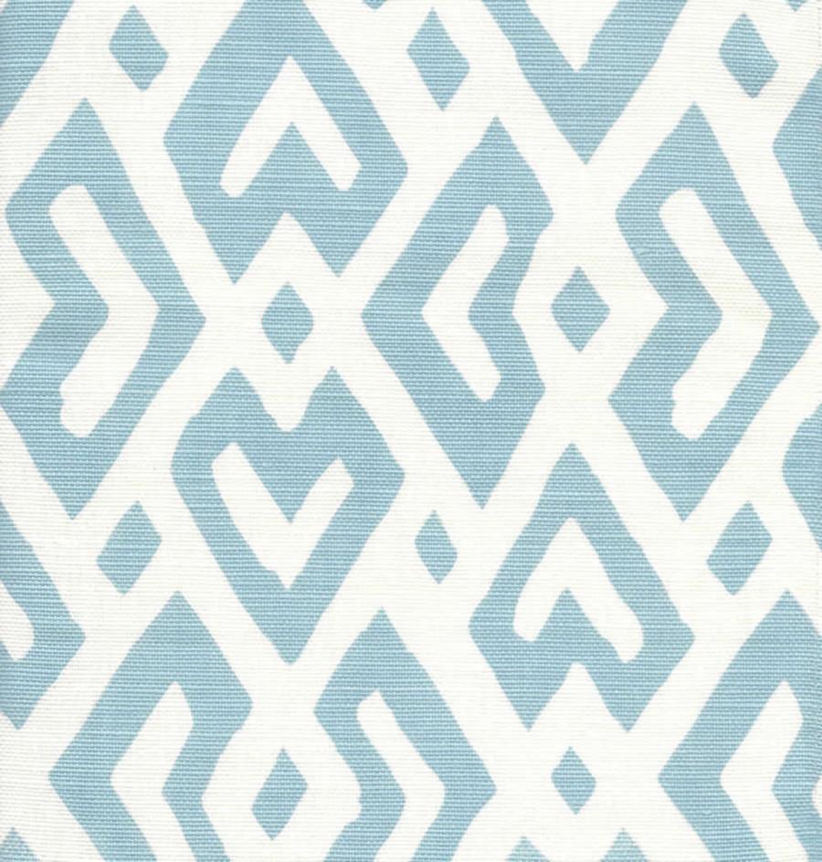 Quadrille Alan Campbell Juan Les Pins Bali Blue on Tint  AC115-04