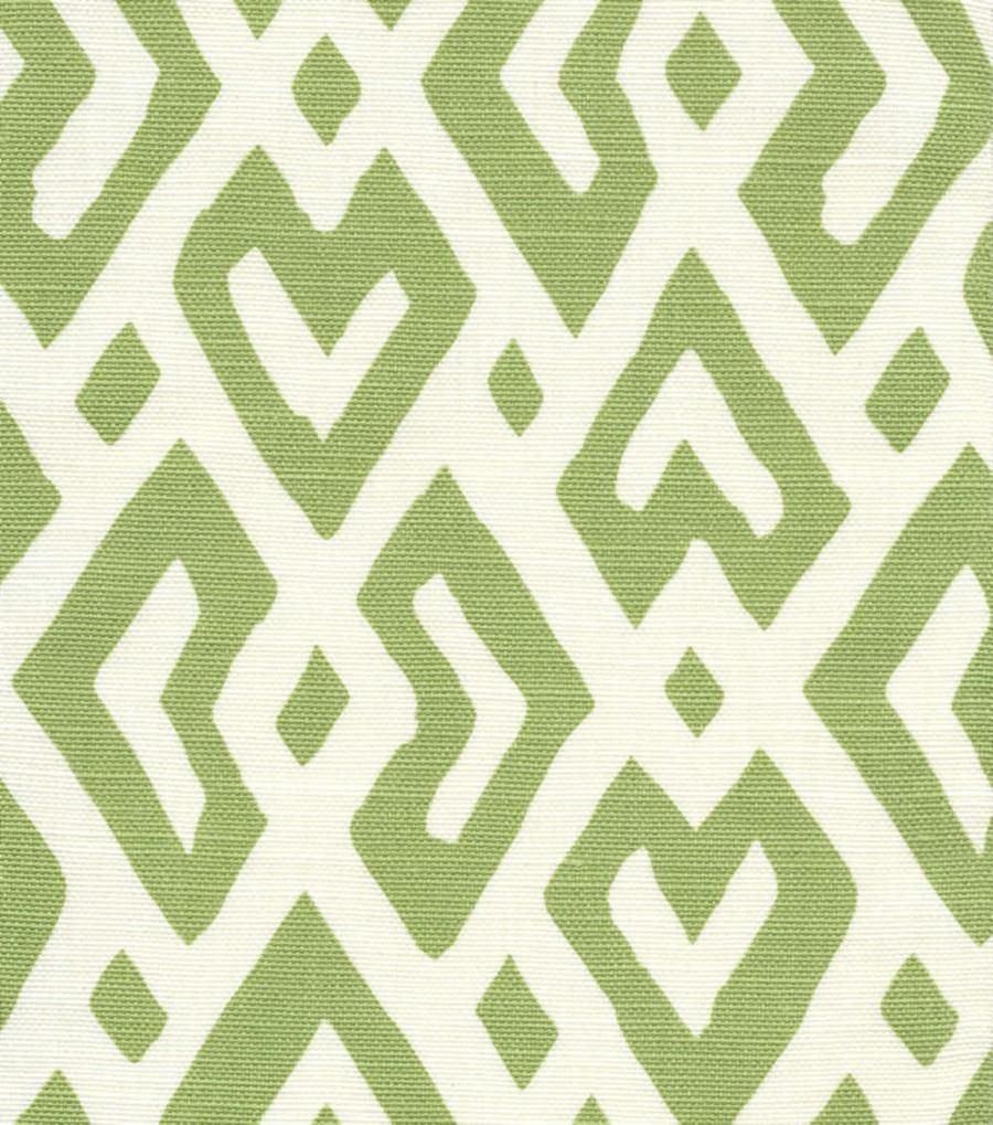 Quadrille Alan Campbell Juan Les Pins Jungle Green on Tint  AC115-03