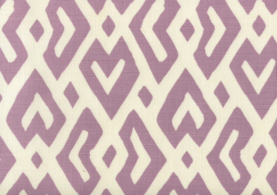 Quadrille Alan Campbell Juan Les Pins Lavender on Tint AC115-09