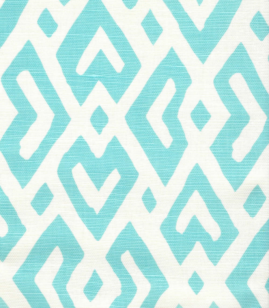 Quadrille Alan Campbell Juan Les Pins Turquoise on Tint AC115-05