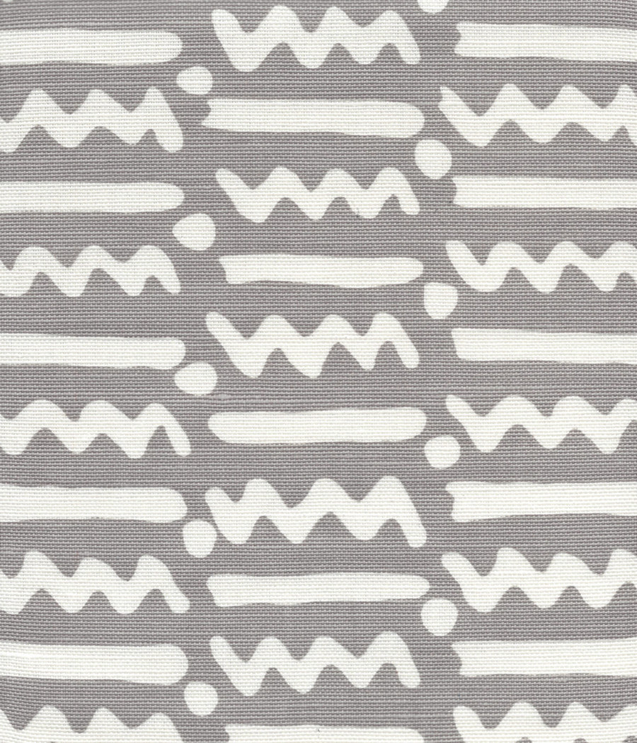 Quadrille Alan Campbell Jaybee Reverse Medium Grey on Tint AC407-07TLC