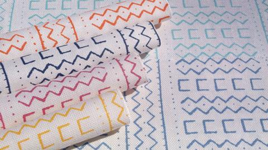 Quadrille Alan Campbell Beau Rivage Fabrics