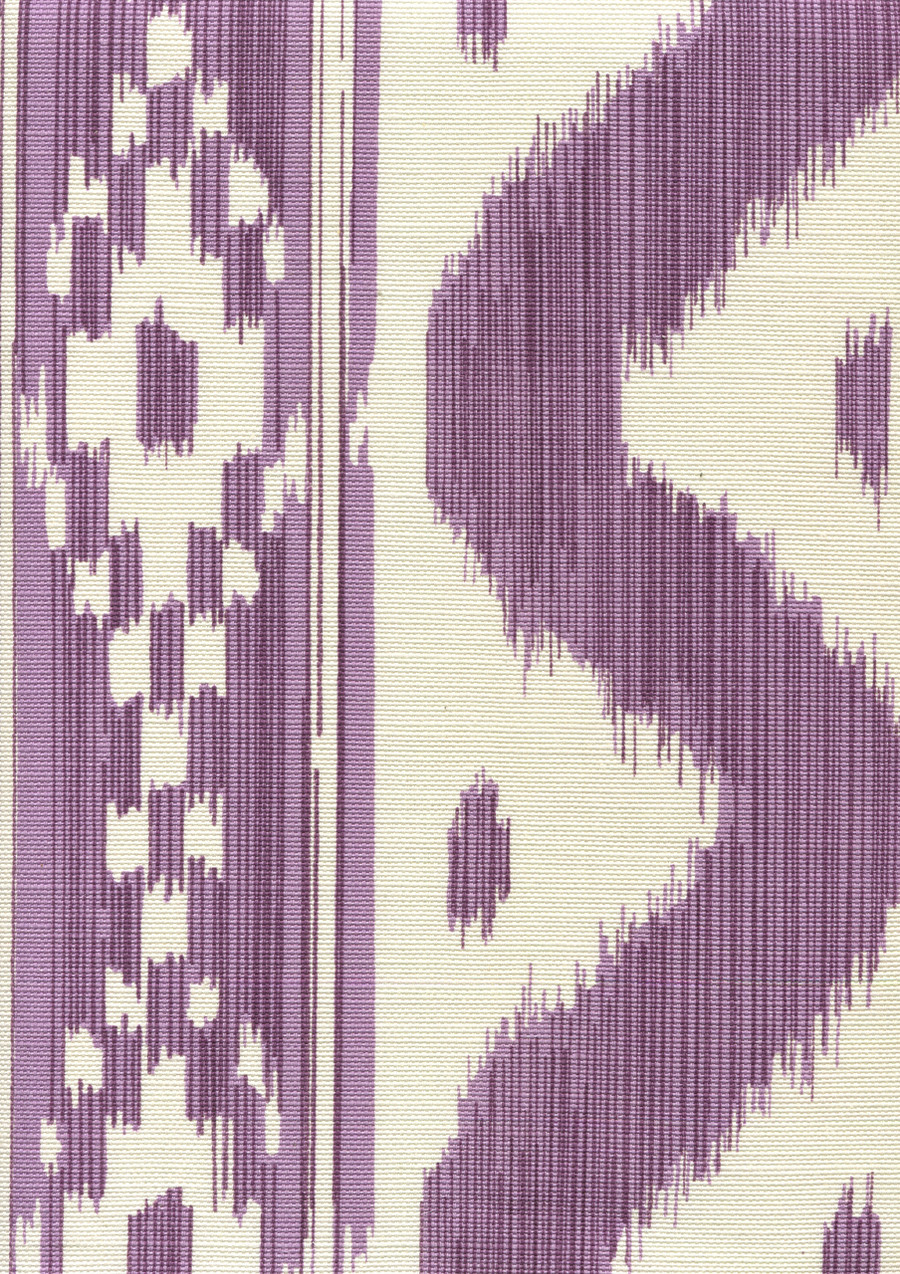 Quadrille China Seas Bali Hai Purple on Tint 2020-05