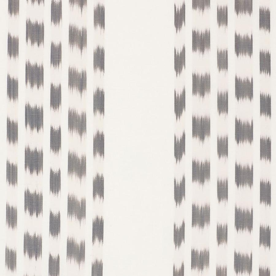 Schumacher Izmir Stripe Grey 69473