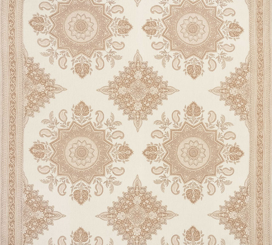 Schumacher Montecito Medallion Neutral 176480