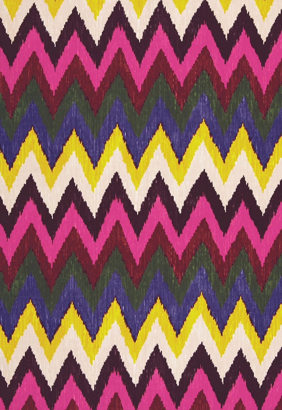 Martyn Lawrence Bullard Adras Ikat in Jewel 174820