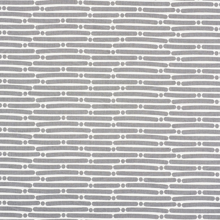 Schumacher Dot Dash Grey 177104
