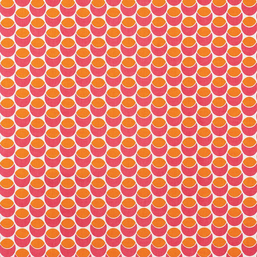 Schumacher Buds Pink & Orange 177153