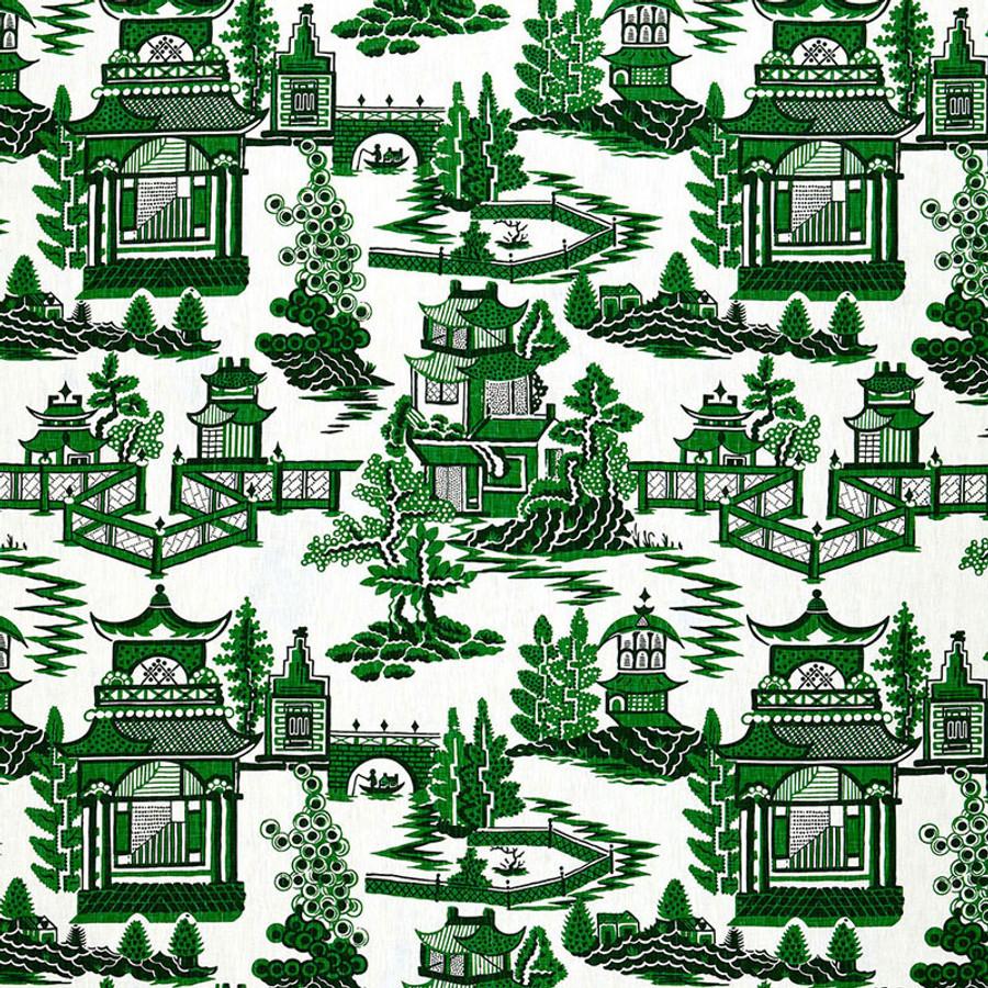 Schumacher Nanjing Jade 174432