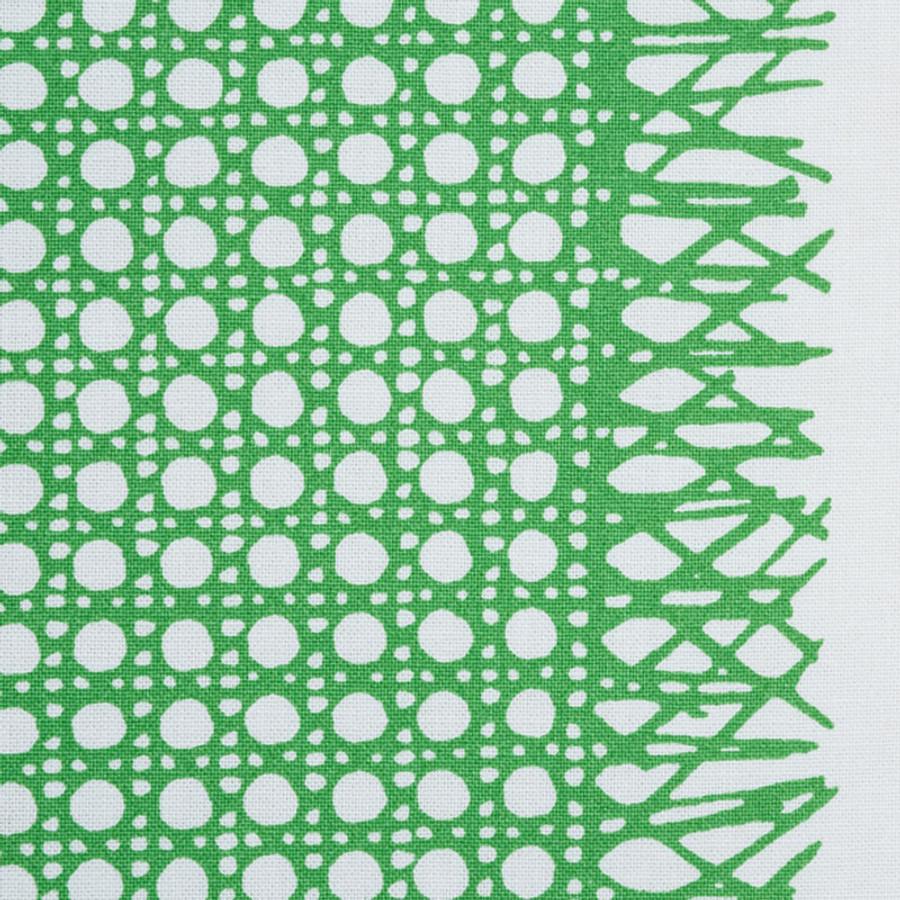 Schumacher Sugar Cane Green 178191