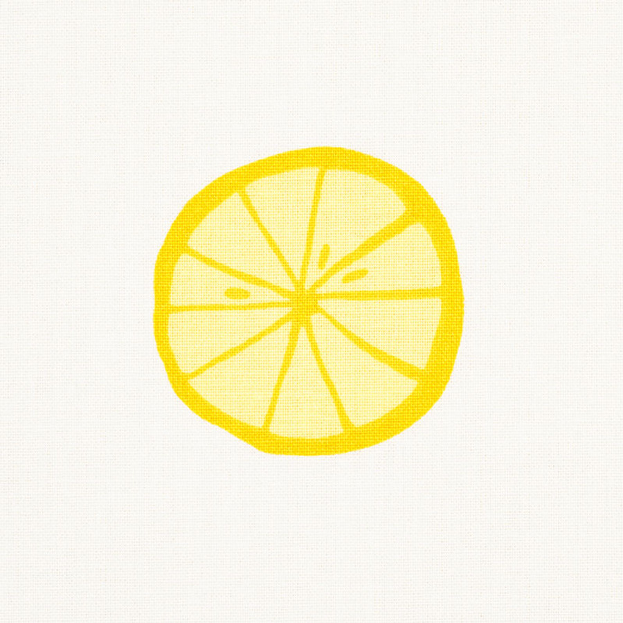 Schumacher Lemonade in Lemon 178260