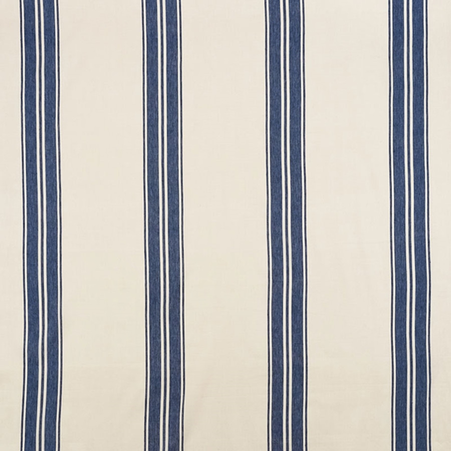 Schumacher Brentwood Stripe Cobalt 70872
