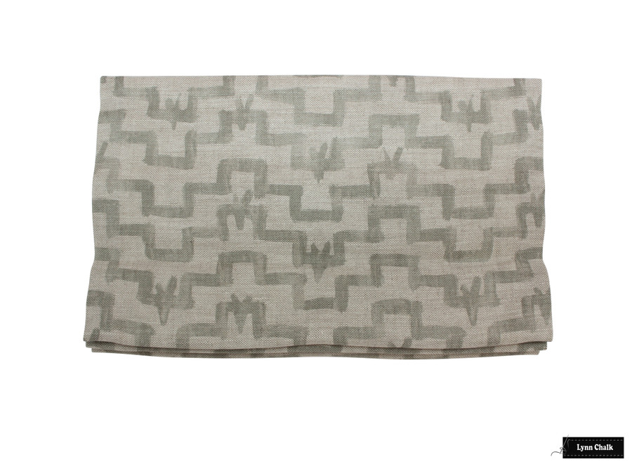 Zak & Fox Tulu Roman Shade (shown in Khaki-comes in other colors)