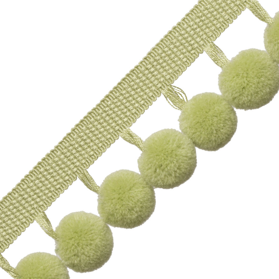 Samuel & Sons Dolce Pom Pom Fringe Key Lime Pie