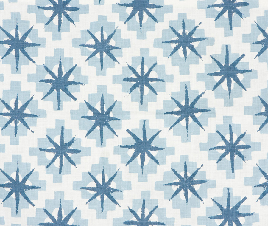 Peter Dunham Starburst in North Blue Blue 111STB01