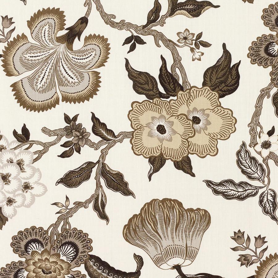 Schumacher Celerie Kemble Hothouse Flowers Dusk 174033