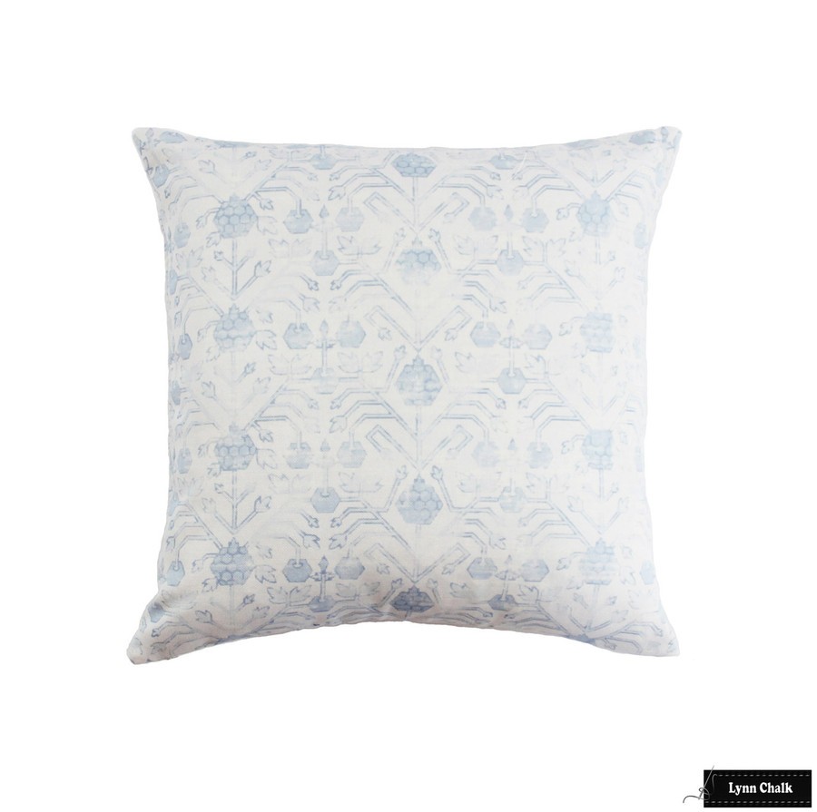 ON SALE 50% Off-Zak & Fox Khotan Pillow in Toz (Front Only - 18 X 18) Made To Order