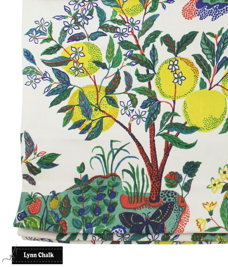 Schumacher Citrus Garden Primary