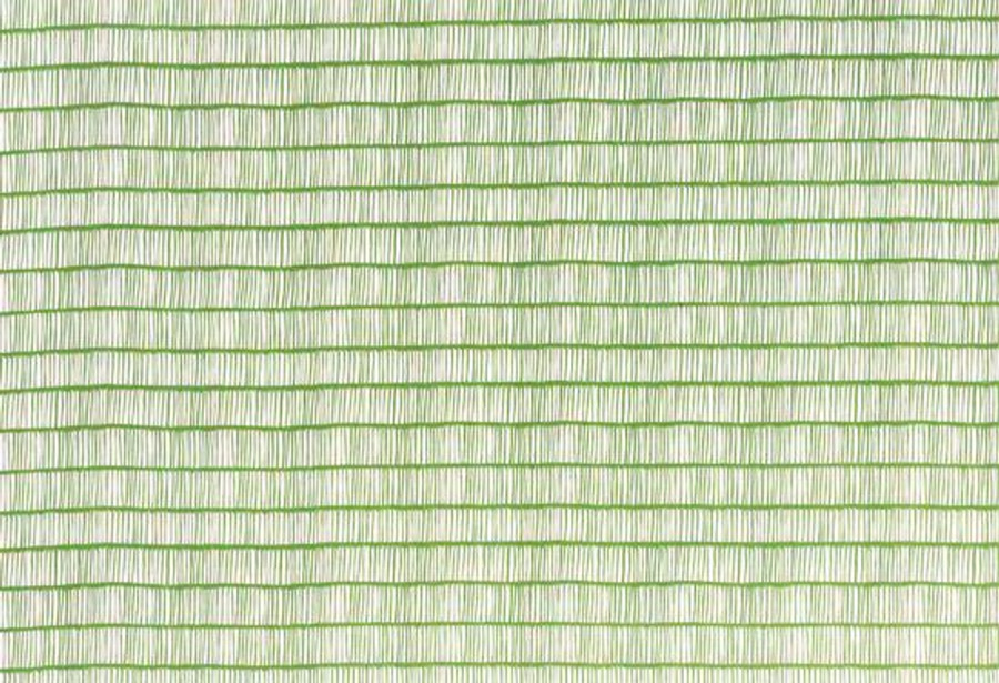 Christopher Farr Cloth Crochet Green Linen