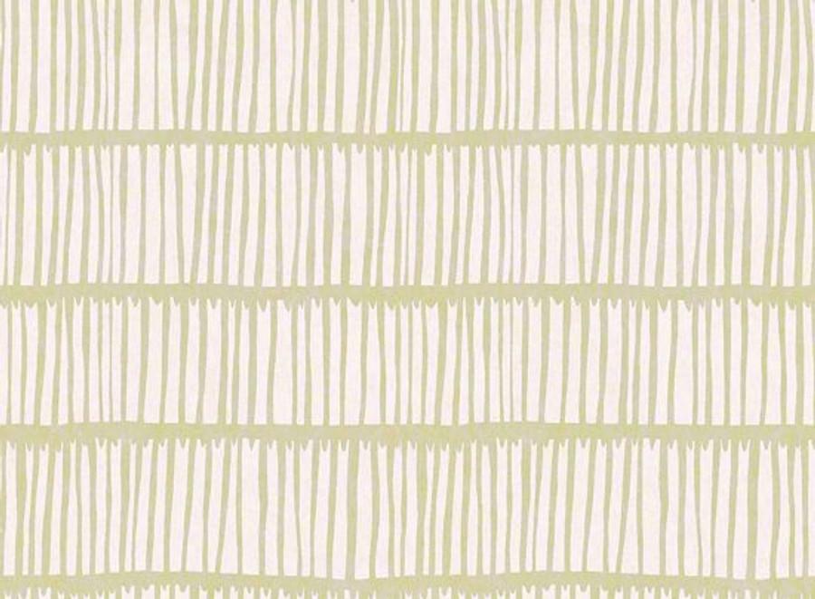 Christopher Farr Cloth Crochet Sage Green Linen