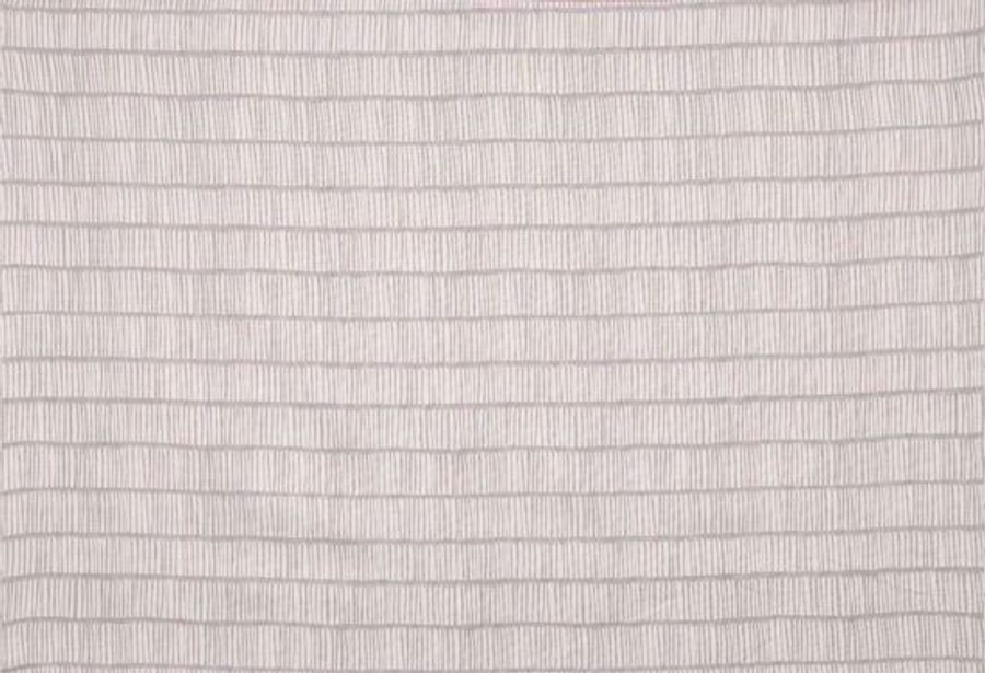 Christopher Farr Cloth Crochet Smoke Linen