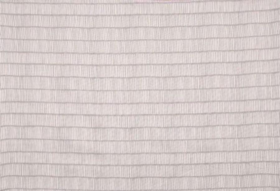 Christopher Farr Cloth Crochet Smoke Linen