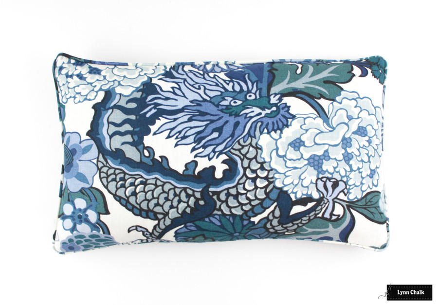 Schumacher Chiang Mai Dragon China Blue 173272