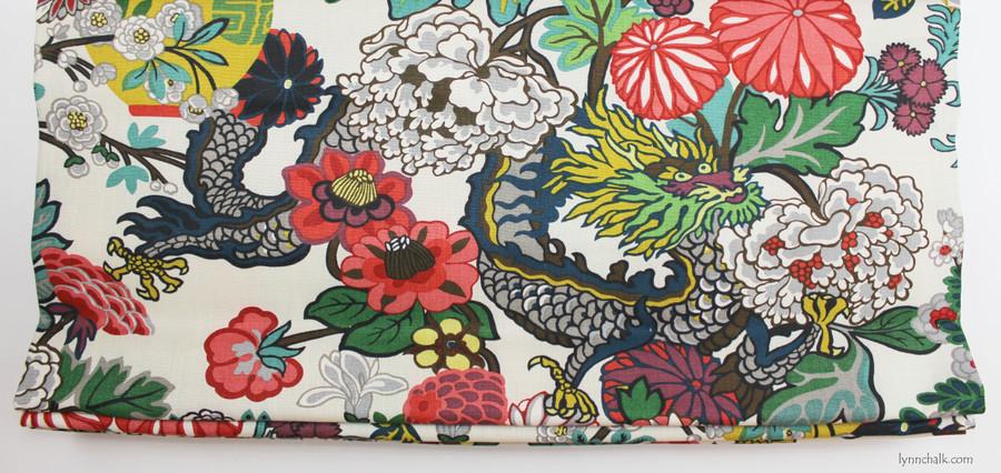 Schumacher Chiang Mai Dragon Alabaster 173273
