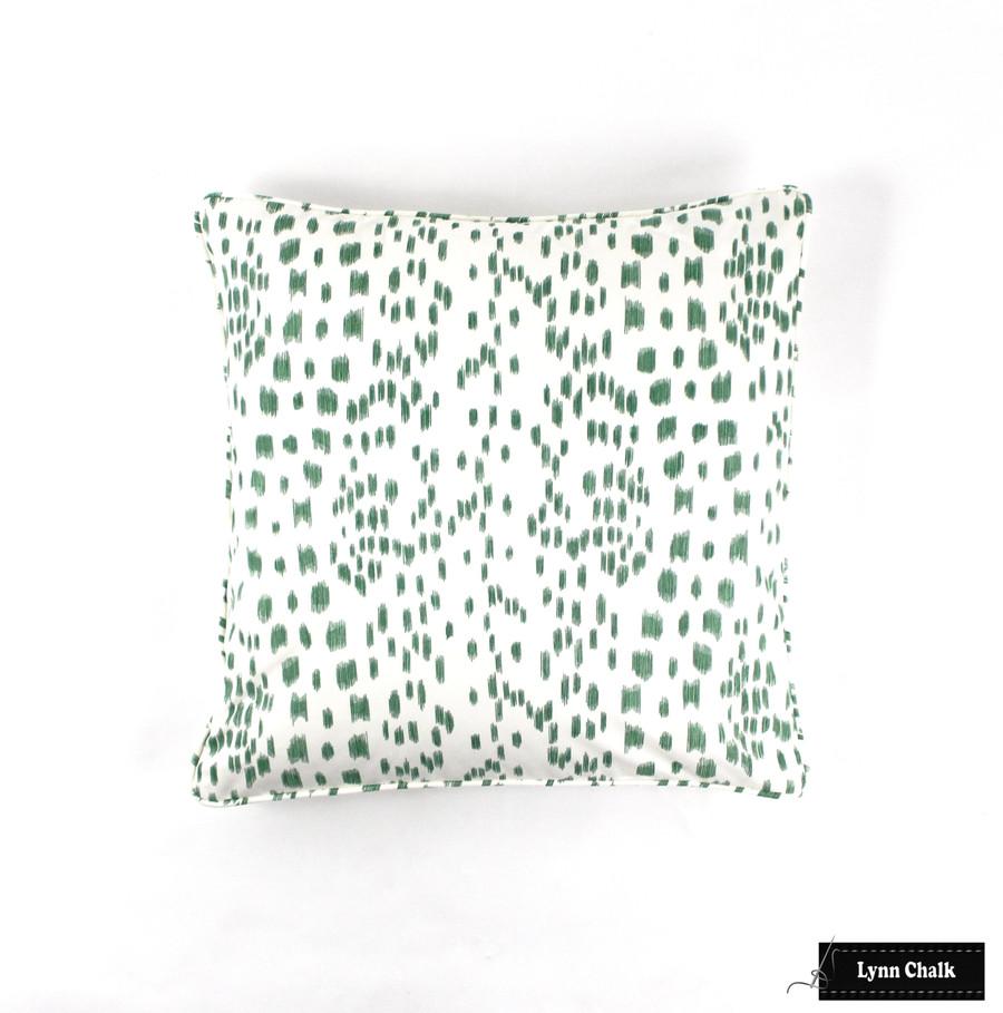 Brunschwig & Fils/Lee Jofa Les Touches Fabric Brown BR-79585 874 - 2 Yard Minimum Order