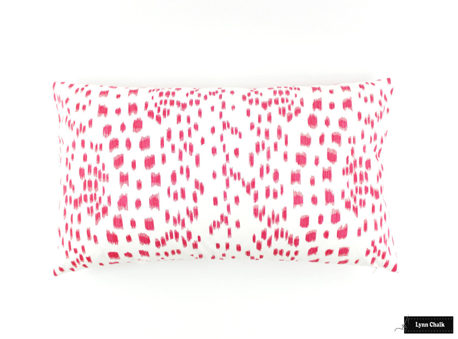 Pillow in Les Touches Pink