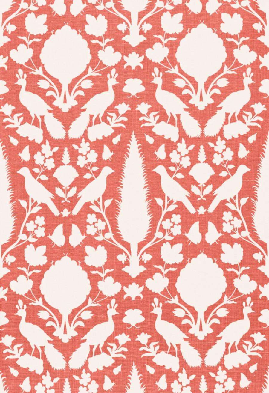 Schumacher Chenonceau 173564 Coral