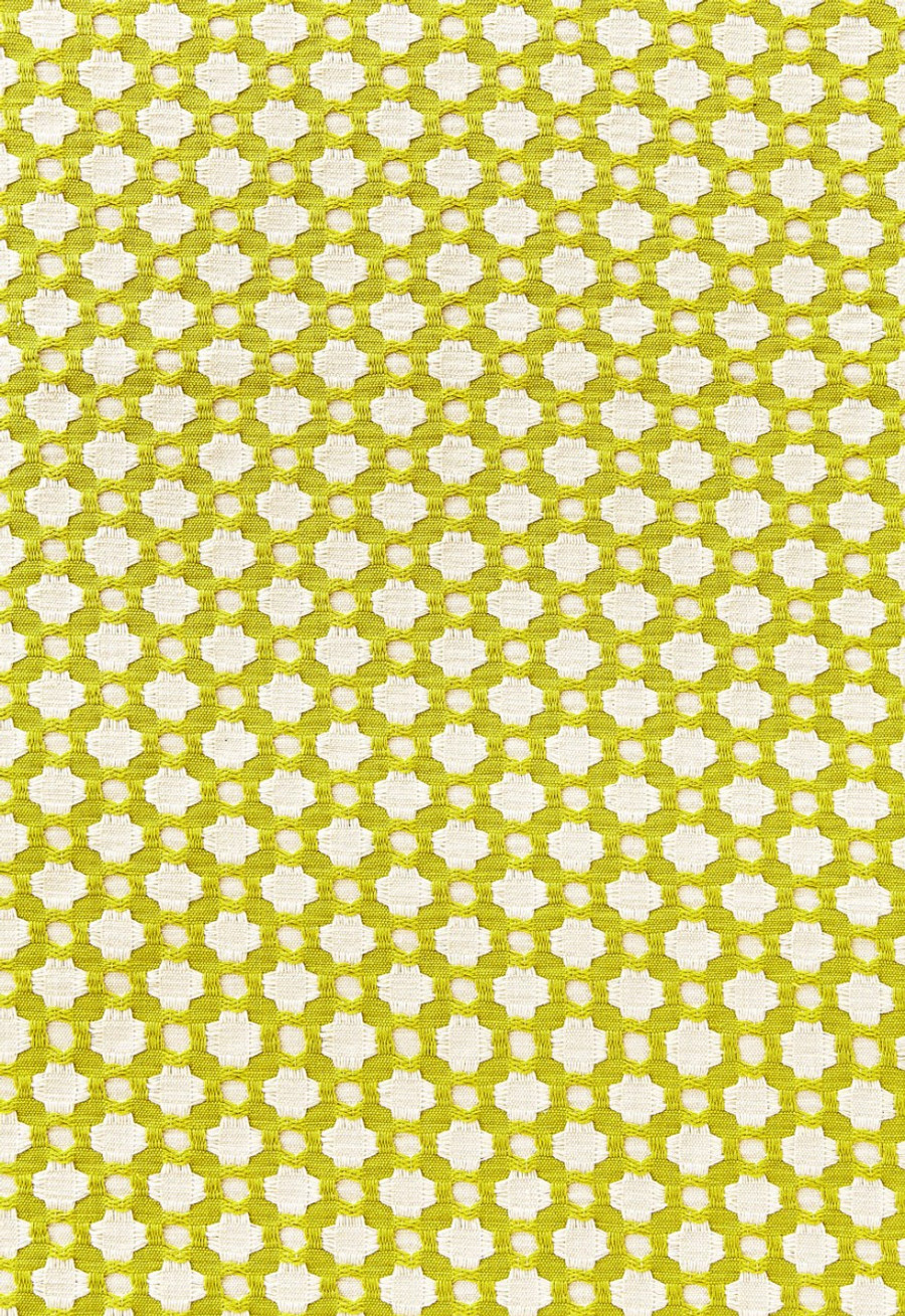 Celerie Kemble Betwixt Chartreuse and Ivory