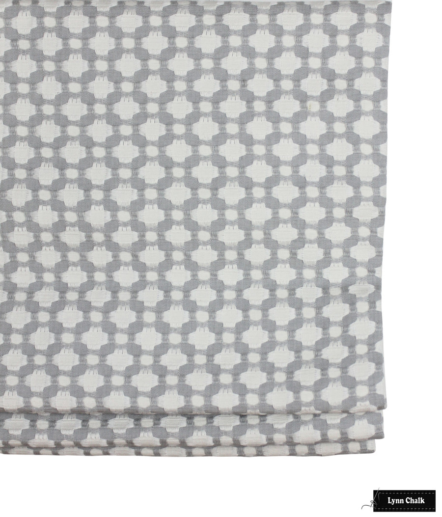 Schumacher Celerie Kemble Betwixt Stone and White 65682