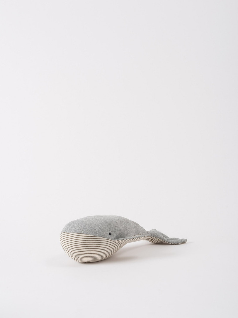 Citta Wilfred the Whale Soft Toy