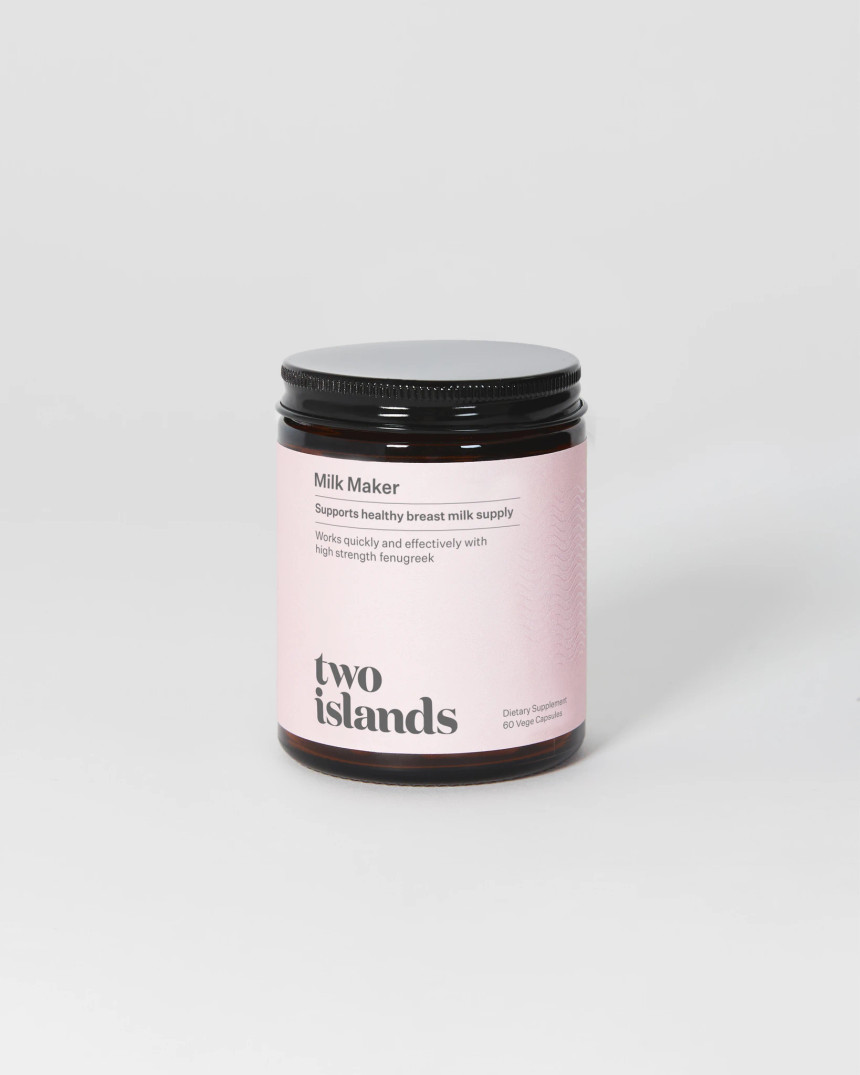 Two Islands Breast Milk Support