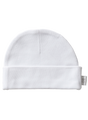 organic cotton hat white