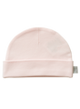 organic baby hat shell pink