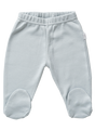 cotton leggings with feet coastal