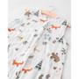 Cotton Muslin Sleeping Bag - Forest Friends  XL 18-24mth